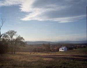 The Heater House on the Battlefield at Cedar Creek