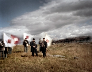 Union Signal Corps at Cedar Creek 2014