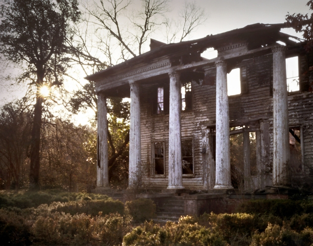 The Casulon Plantation in Good Hope, Ga was spared during the passing of Sherman's armies only to be destroyed by fire in 2003.