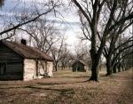 Slave cabins in Ellabell, Ga 2014