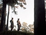 Confederates stand guard at Fort McAllister 2914