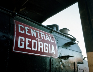 Savannah Railroad Museum 2014