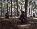 Union reenactors at Fort McAllister
