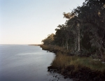 The river-face of Fort McAllister