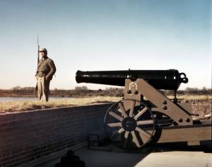 Fort Jackson, Savannah, Georgia -2014