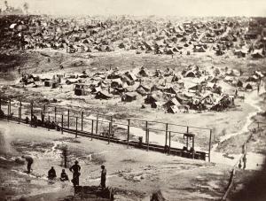 Andersonville Prison 1864