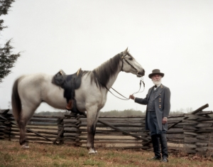 Gen. Robert E. Lee at Appomattox, Va 2015