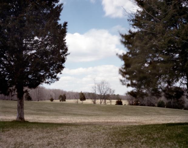 The last battleground at Appomattox, Va 2015