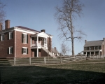 The old Appomattox Court House