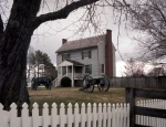 The Peers House at Appomattox Court House, Va 2015