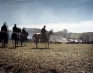 Union Cavalry at Appomattox 2015