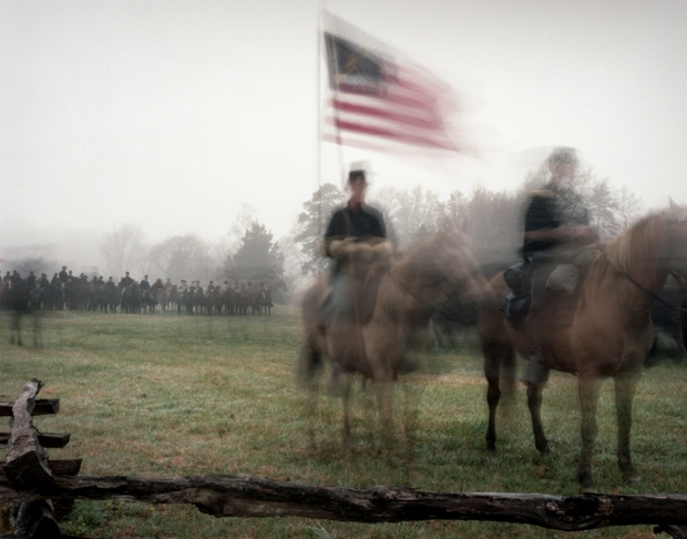 Union Cavalry played an enormous role in bringing the war to a close in Virginia. Riding ahead and blocking the Rebel escape routes south the mounted Federals sealed the fate of  the Confederacy