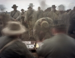 Confederate reenactors commemorate their last payday as soldiers for the Confederacy