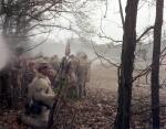 Confederates engage Sherman's troops at Bentonville 2015