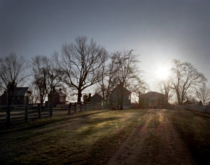 Sunrise at Appomattox Court House 2015
