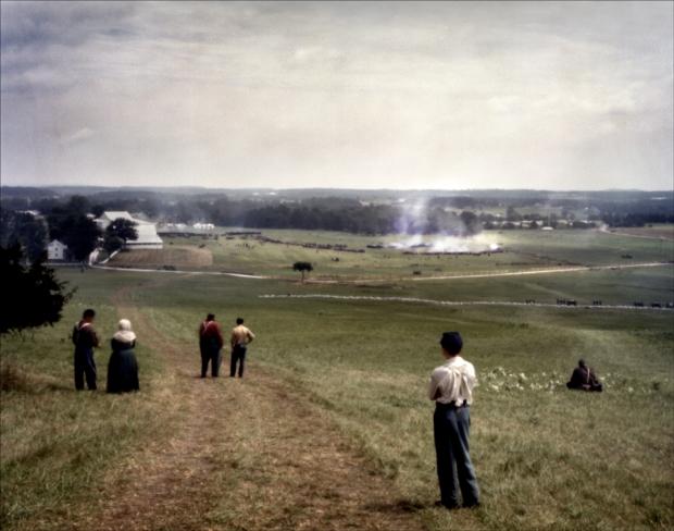 Gettysburg 150th at the Bushey Farm in Gettysburg, Pennsylvania 2013