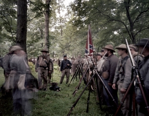 The 14th Tennessee at Gettysburg in 2013